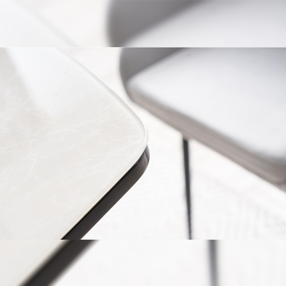 Стол Signal Senso | Серый / Черный